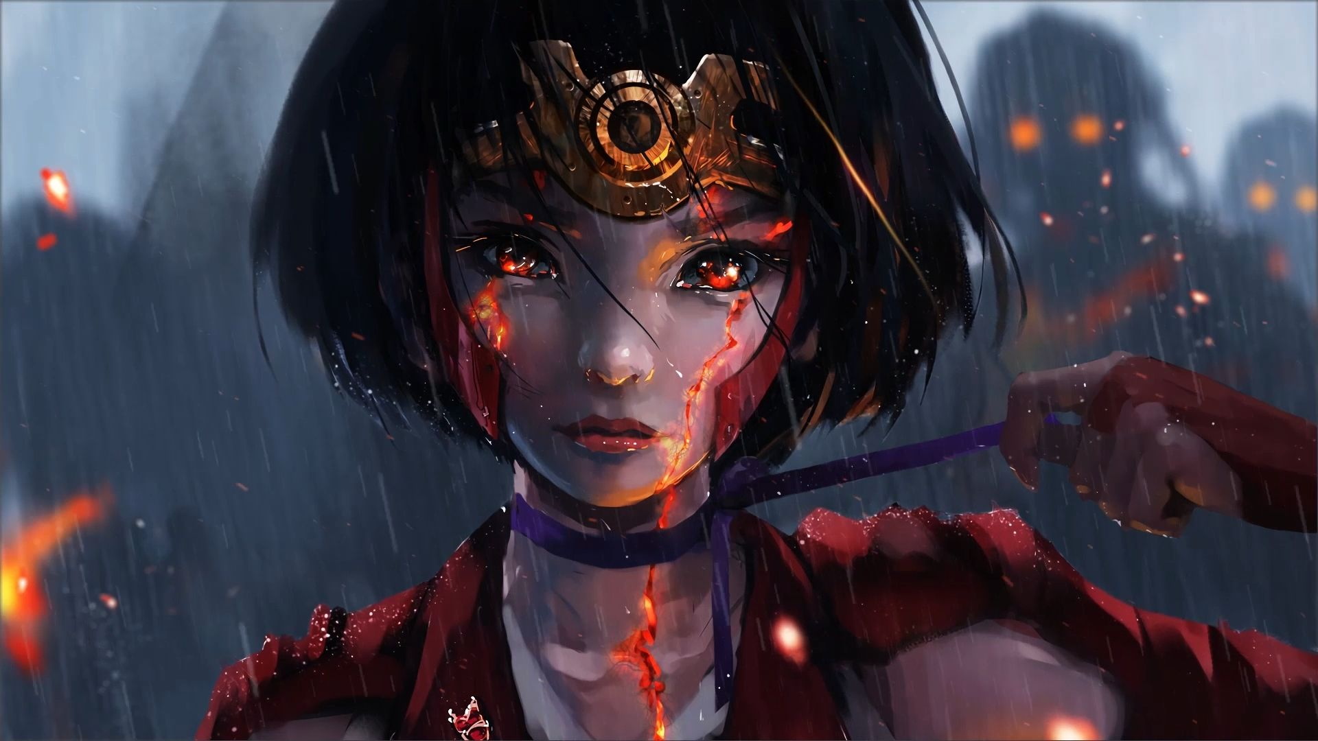 Kabaneri Of The Iron Fortress Mumei 1080p 60fps Wallpaper Engine Anime 1080p Anime Wallpaper Anime Wallpaper Anime Wallpaper Download Anime wallpaper engine free download