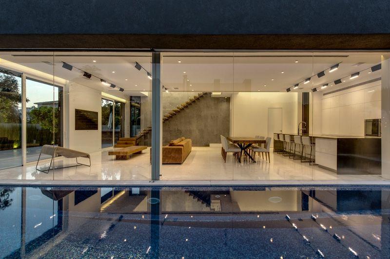 boden und wandgestaltung in weis modern haus, boden und wandgestaltung in weiß – modernes haus design #boden, Design ideen