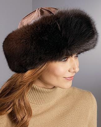 Fox Hat Weekend Designer Fox Hat Fur Hat Pattern Sewing Hats