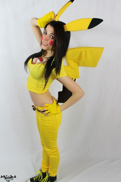 Pikachu Cosplay Dress Up Time Cosplay Anime Manga