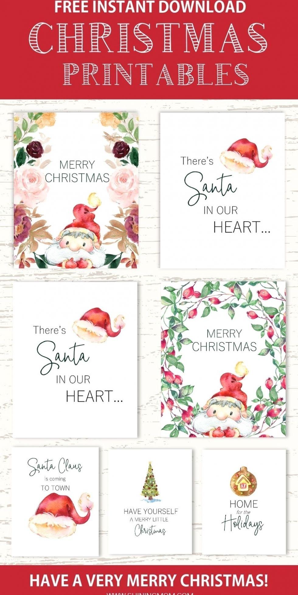 Free Christmas Printables Free Christmas Printables Merry Christmas Printable Christmas Printables