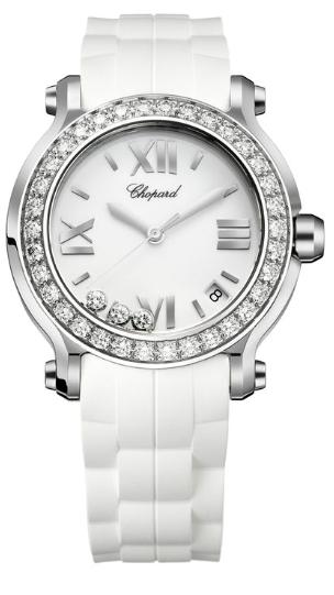 Chopard Happy Sport Watch lenoxjewelers Diamond watch