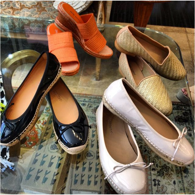 New @jonjosef summer collection in store @tgeorgianos now! #kasbahstyle #shoecandy