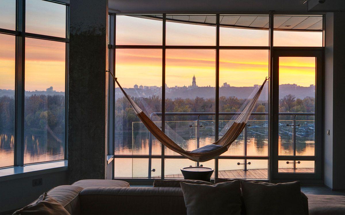 Картинки панорамное окно