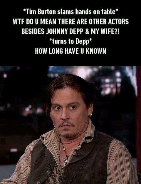 Johnny Depp dump