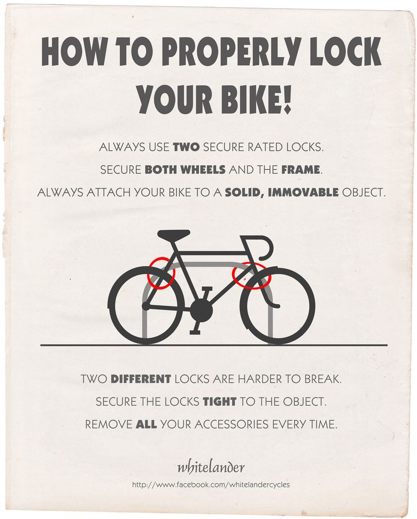 Or Your Bike