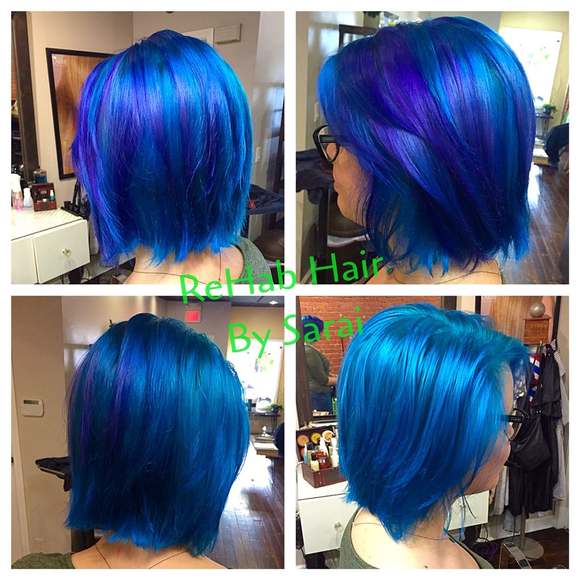 Fun Vibrant Color Thanks To Pravana Locked In And Vivids With