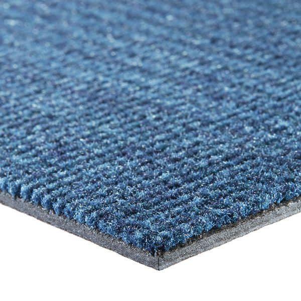 Tufted Carpet Tile Synthetic Loop Pile Low Voc Net Effect
