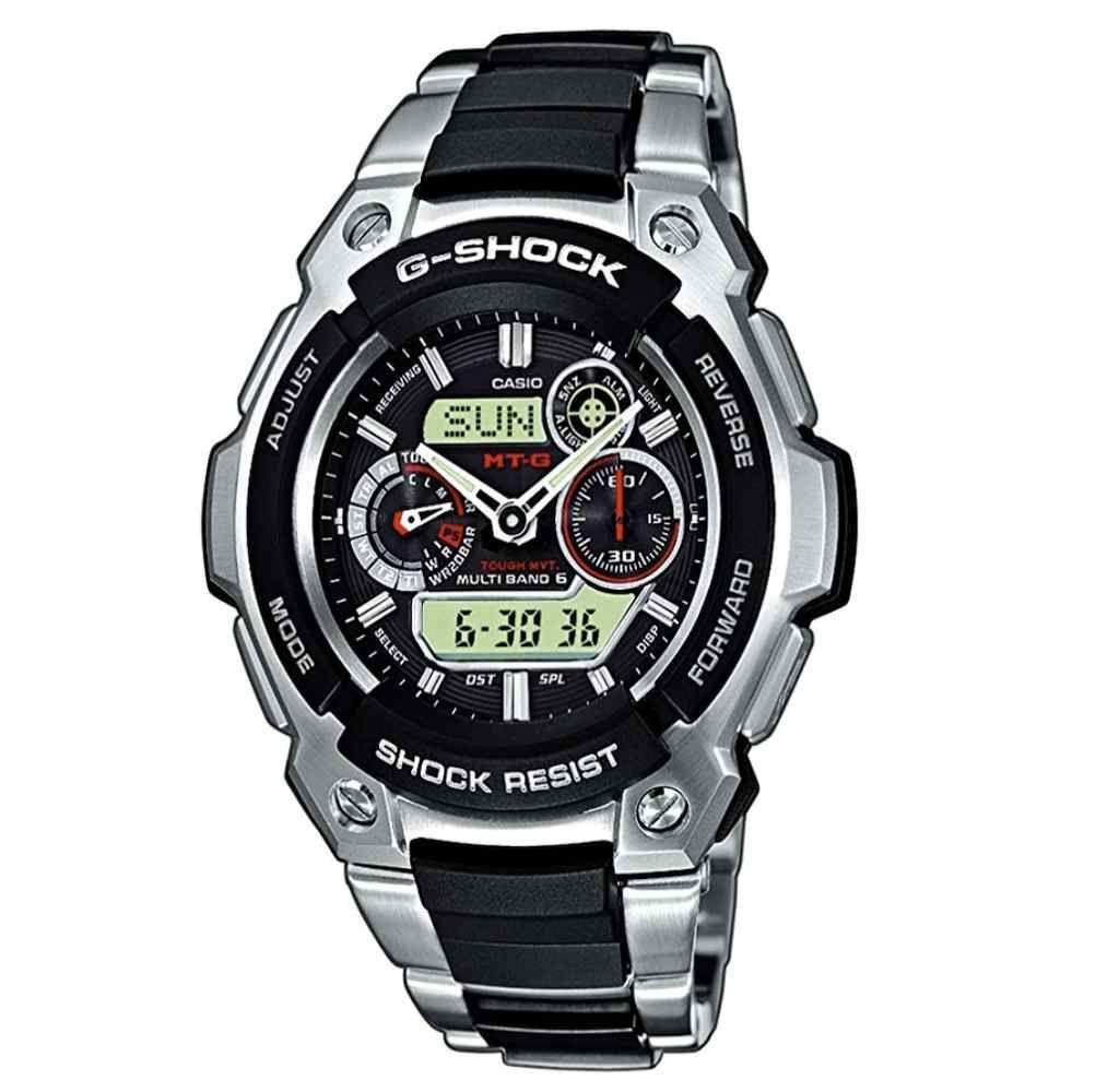 Casio G Shock Funk Men S Wristwatch Mtg 1500 1aer Casio G Shock G Shock G Shock Watches