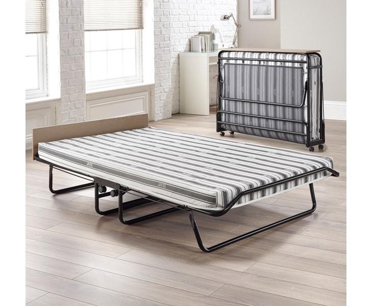 Supreme Double Folding Guest Bed Airflow Fibre Mattress Folding Guest Bed Folding Beds Folding Bed Mattress