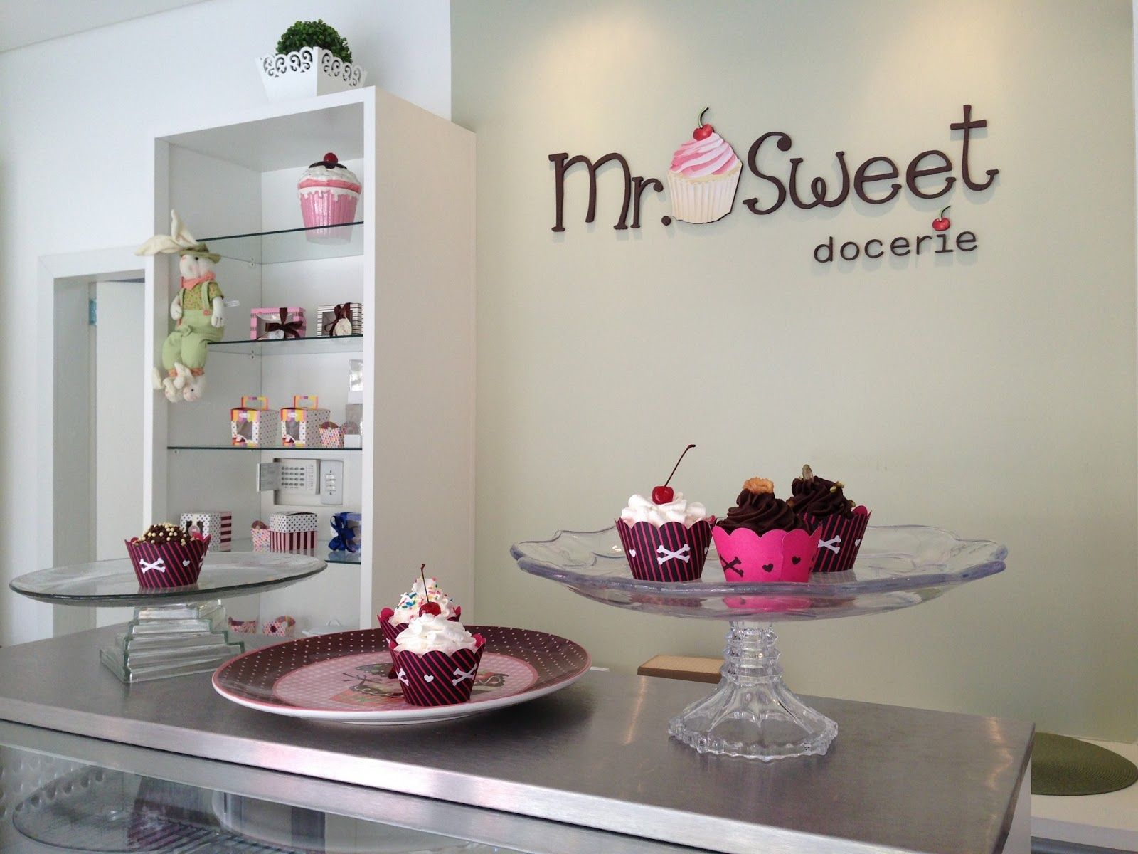 Mr. Sweet Doceria. #joinville