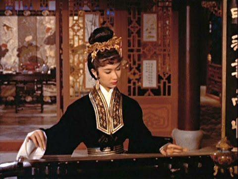 樂 蒂  ★ 美 豔  絕 倫  聶小倩  The  Enchanting  Nie  Xiao-qian ( 倩女幽魂1960 )