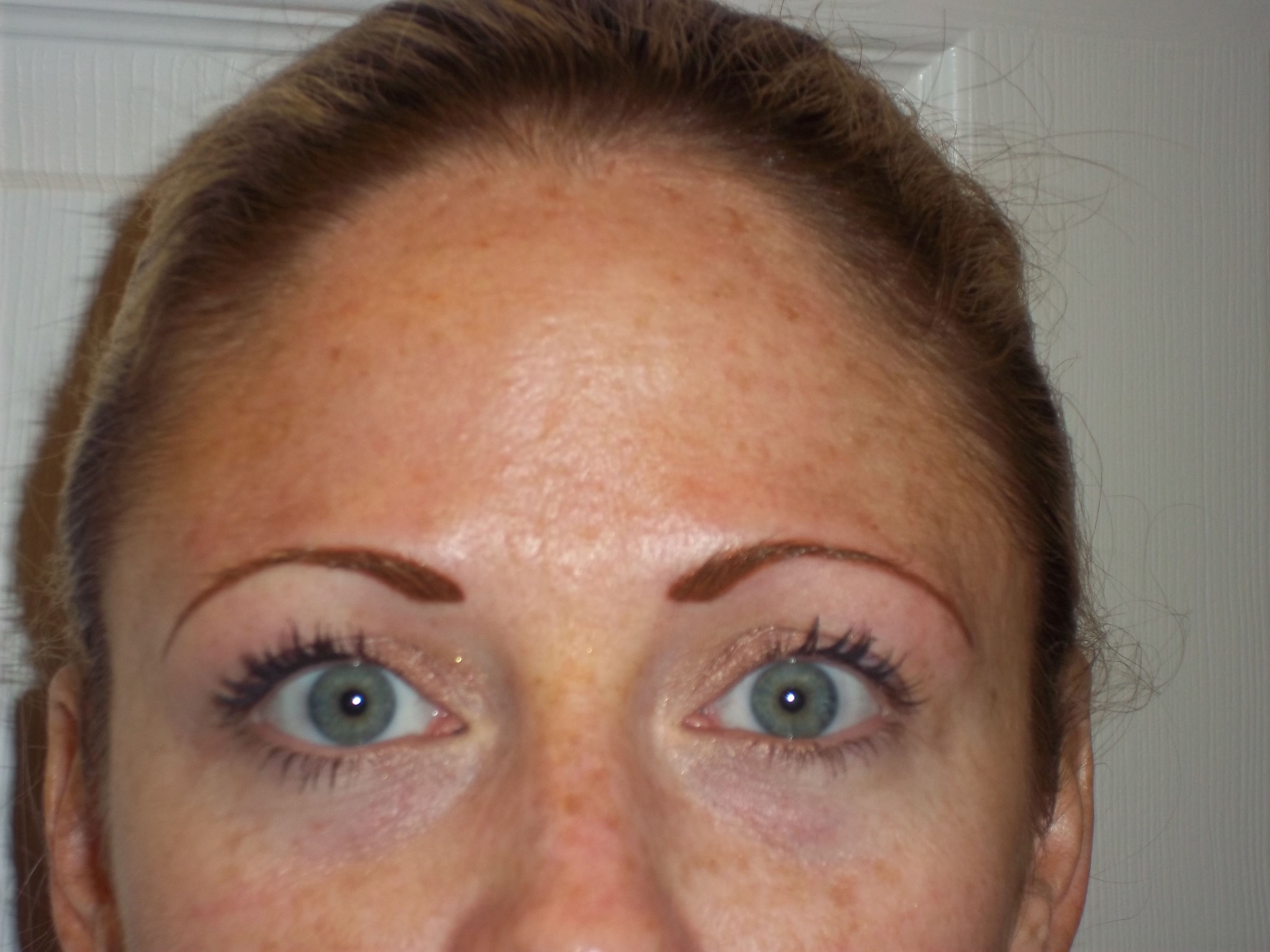 Permanent Eyebrows By Wirz Permanent Cosmetics
