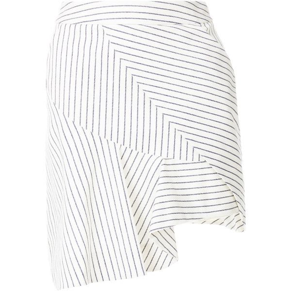 Wide Range Of Cheap Online Cheap Visa Payment Verity skirt - White Preen Buy Cheap Geniue Stockist Reliable Sale Online B4oyRMe1