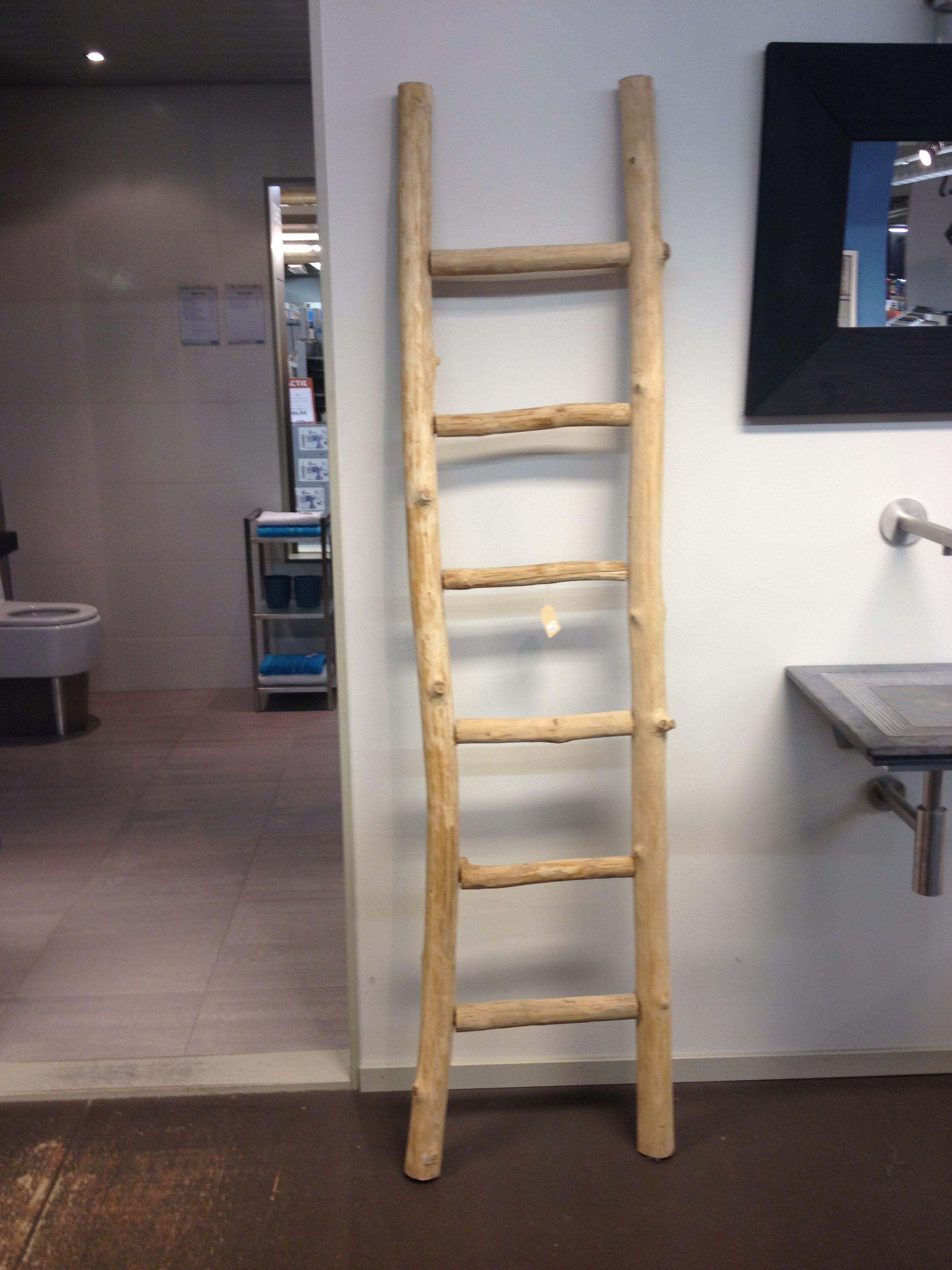 Handdoekrek badkamer, gezien bij Nijhof | badkamers | Pinterest ...
