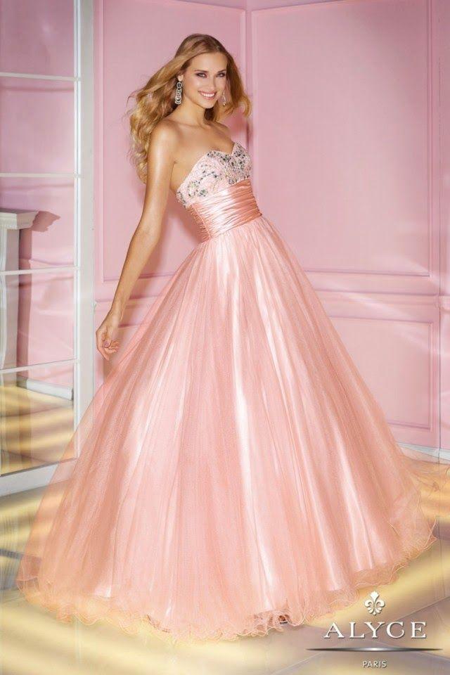 Increibles vestidos de fiesta | Colección Alyce París | Linda ...