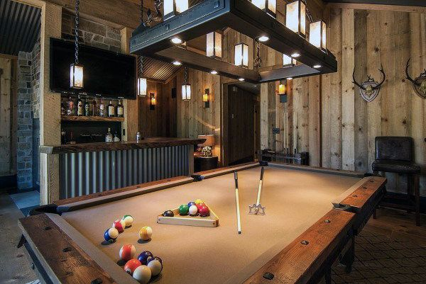 60 Game Room Ideas For Men Cool Home Entertainment Designs Decor
