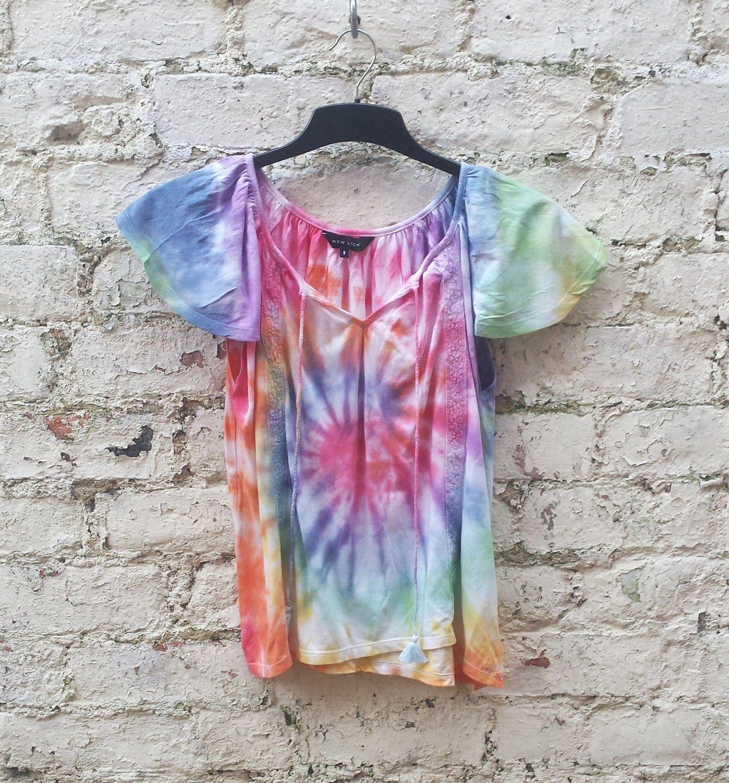 dc949382 Womens Tie Dye Tops Uk