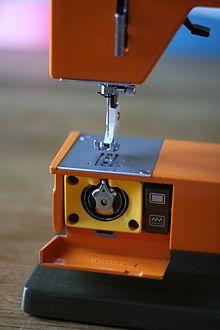sewing machine wikipedia the free encyclopedia sewing rh pinterest com husqvarna 3600 sewing machine manual Husqvarna Viking Instruction Manual