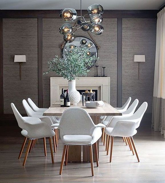 21 Daring Dining Room Ideas: Get Inspired With These Fabulous Dining Rooms In Gray