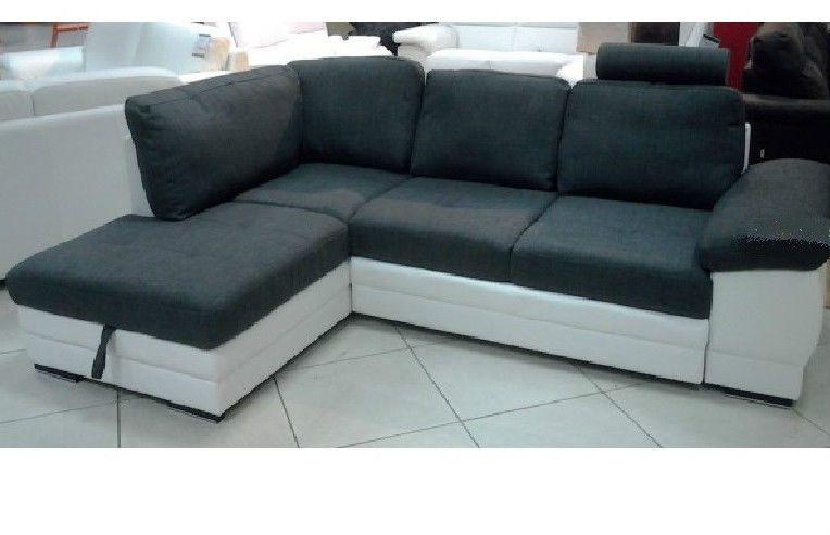Divano Angolo Letto : Divano angolo con letto e penisola contenitore divani per