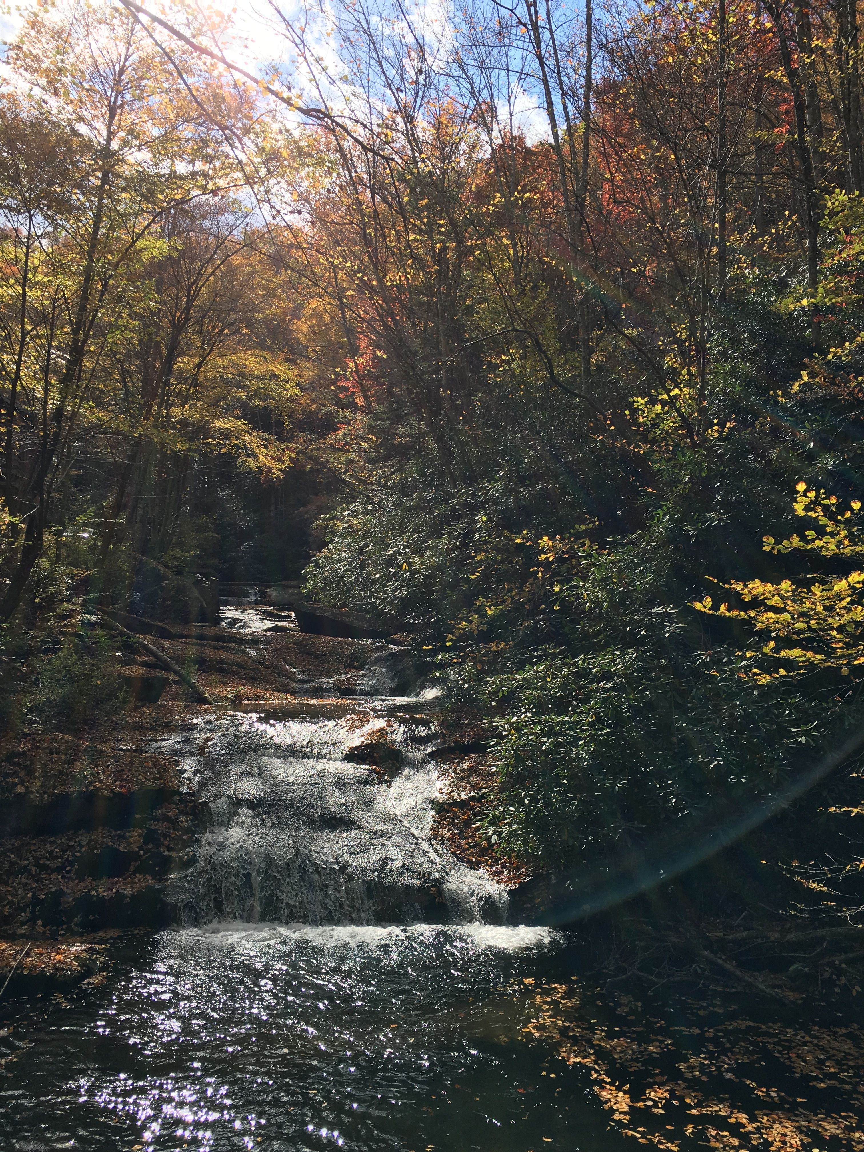 One of my retreats in Boone, NC