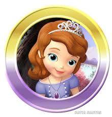 Resultado de imagen para imagenes princesita sofia para tarjetas