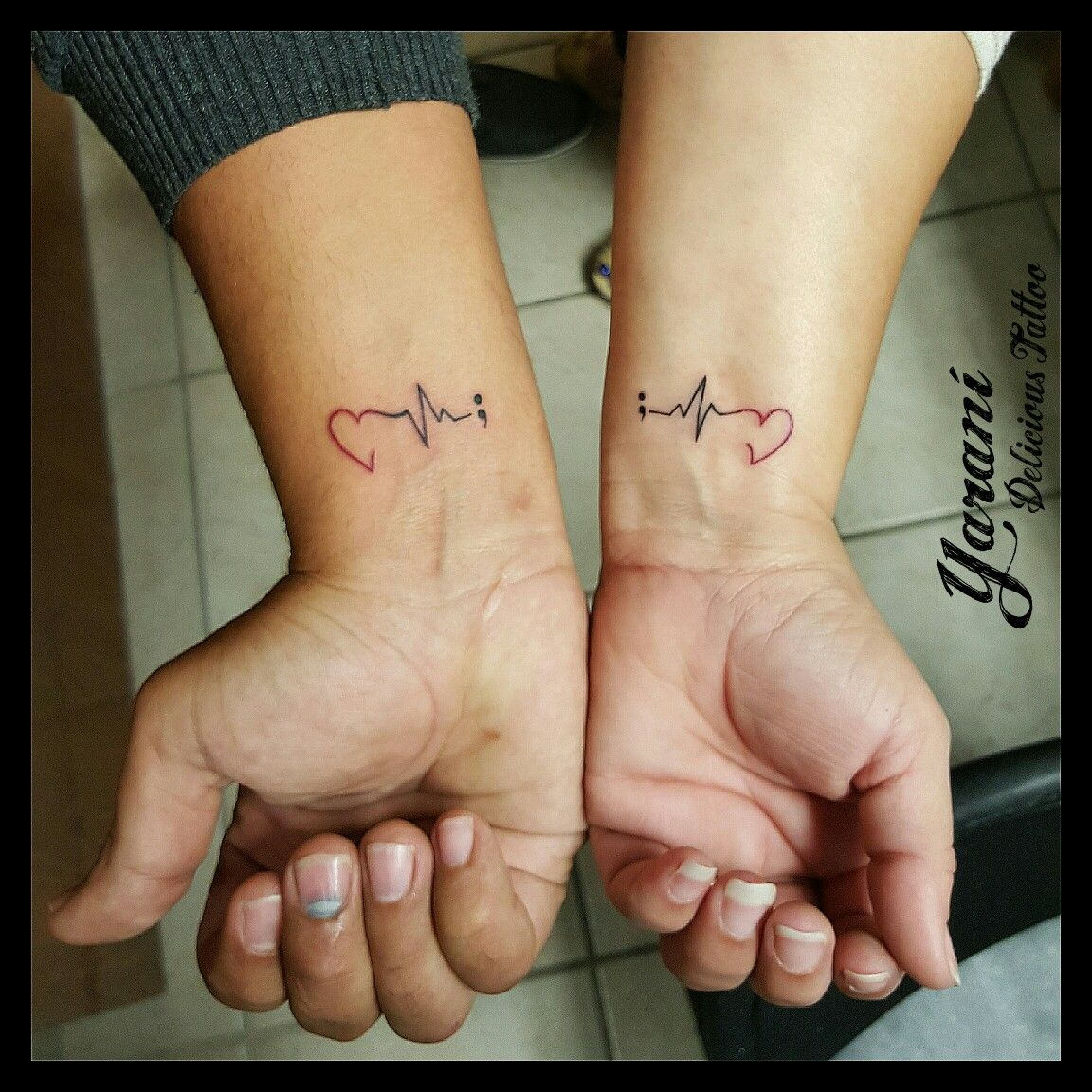 38+ Awesome Tattoo de parejas con significado ideas