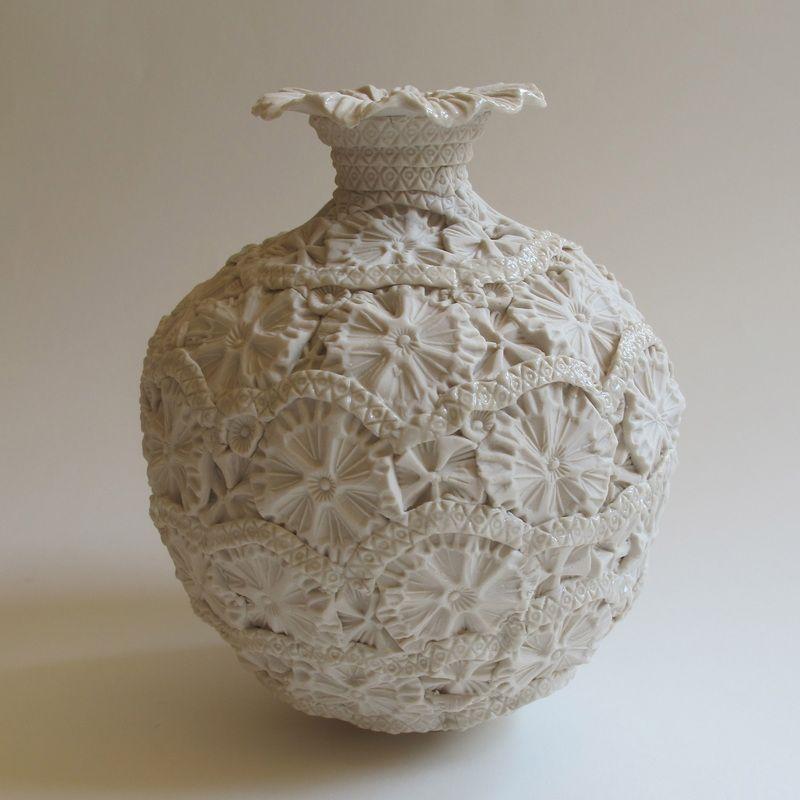 Coil Pots - Teresa Brooks Pottery   Ideas & Lessons-Ceramics ...