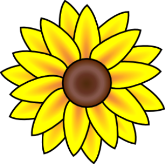 Terbaru 30 Gambar Kartun Untuk Di Warna Di 2020 Bunga Matahari