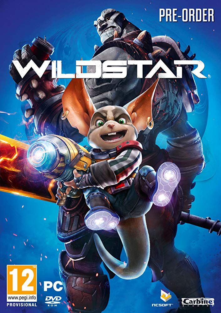 WildStar is a fantasy/science fiction massively