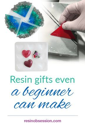 Gifts you can make with resin even if you have no experience. . #resin #crafting #resinobsession #makersgonnamake
