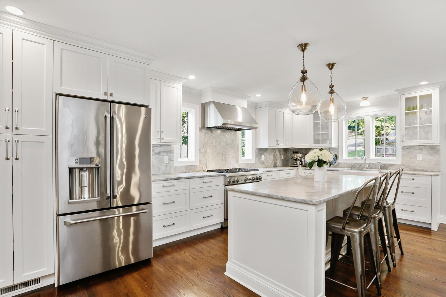 Fairfield Home For Sale 1146 Valley Road In 2020 White Cabinetry Kitchen Remodel Home