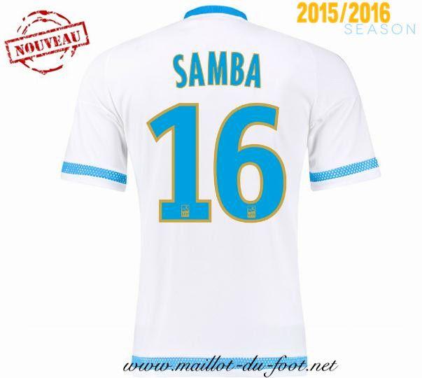 Achat Maillot Foot Marseille Samba 16 Domicile 2015 2016 Decathlon Maillot De Foot Marseille Maillot De Foot Maillot
