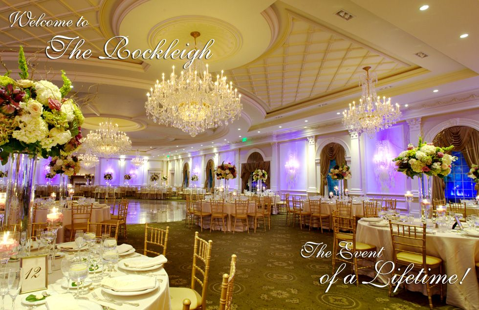 The Rockleigh In New Jersey Weddingprotectorplan Weddinginsurance