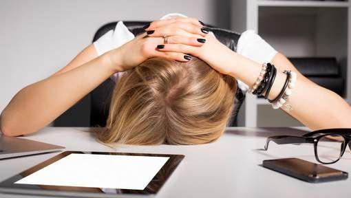 Stress op je job