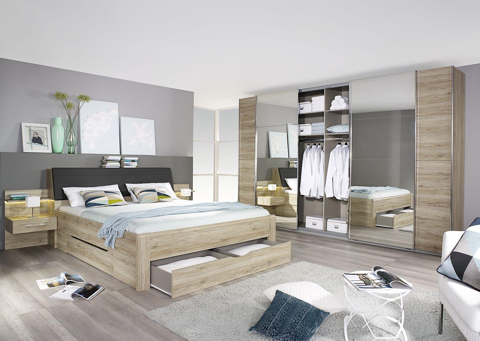 Bensheim Schlafzimmer Komplett Mit Bett Schrank Von Rauch Pack S Schlafzimmer Einrichten Zimmer Schlafzimmer Einrichten Ideen