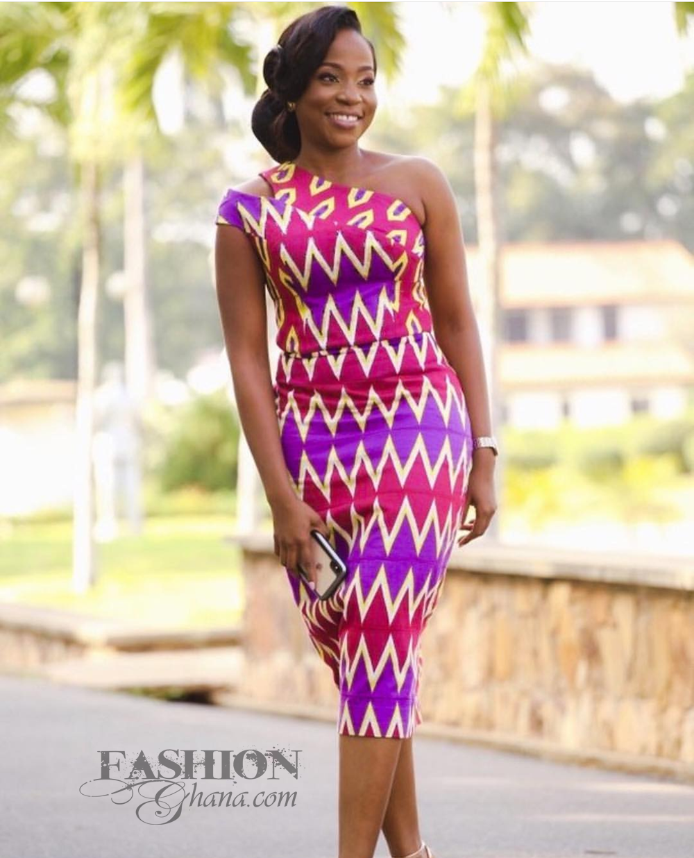 Fgstyle Looks To Help You Choose The Right African Print Colors For The Summer Harmattan Season Fashionghana Com 100 African Fashion African Fashion Dresses Latest African Fashion Dresses African Print Fashion Dresses [ 1236 x 1000 Pixel ]