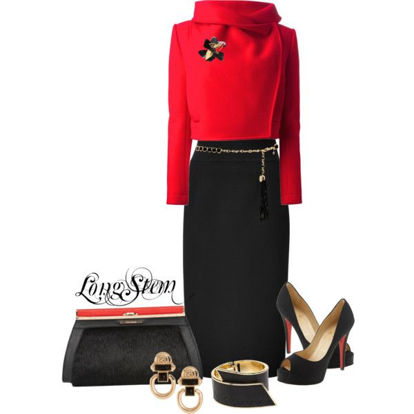 """Untitled #460"" by longstem on Polyvore"