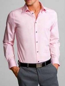 guys in pale pink shirts or ties… hot. works with every skin tone ...