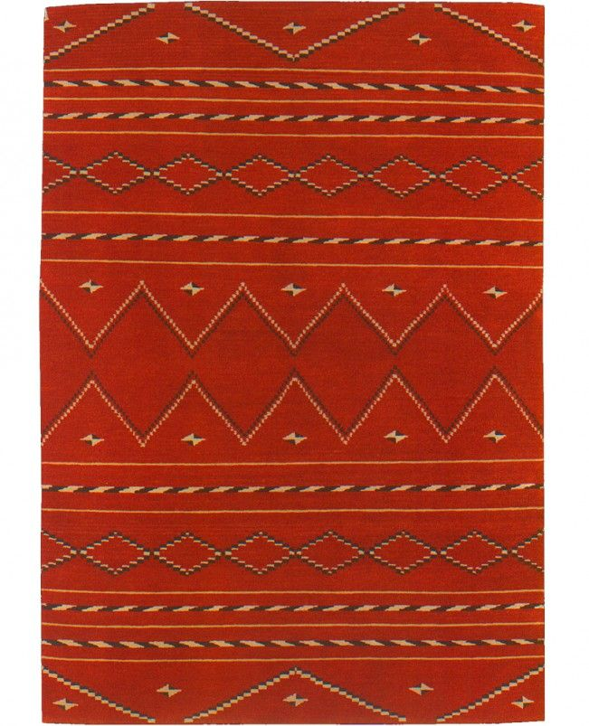 Taos 5e Red David E Adler Inc Oriental Rugs