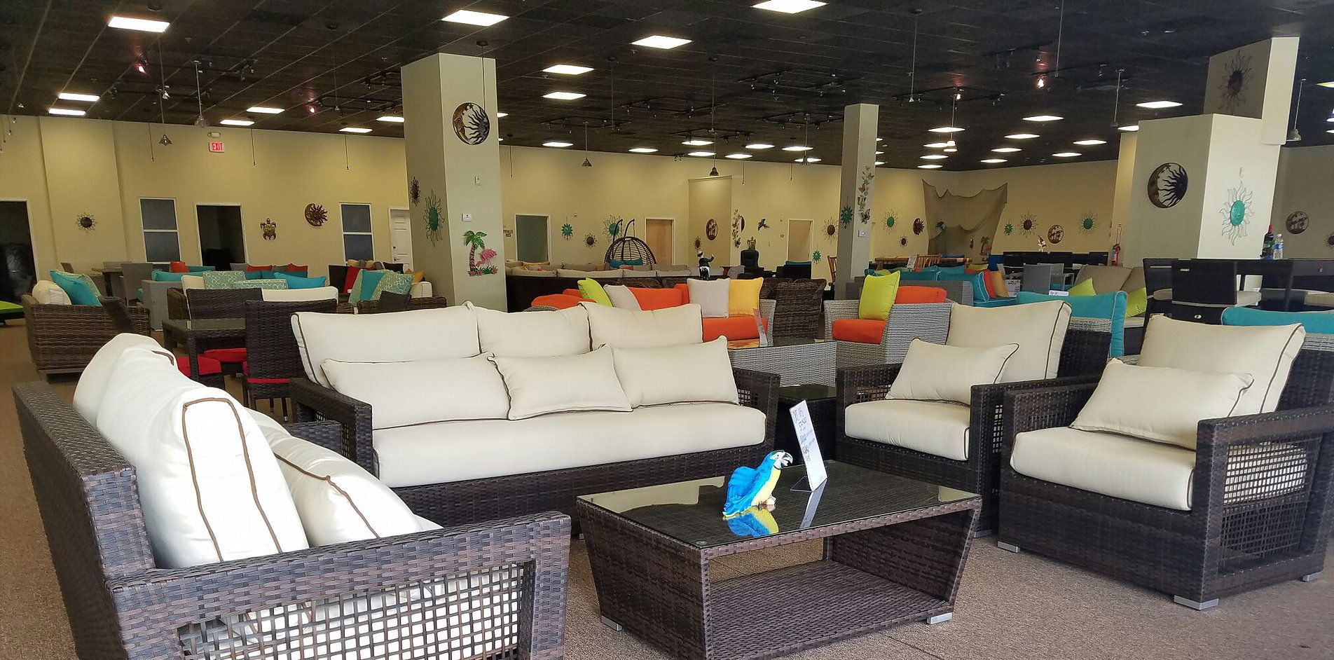 furniture outdoor sectional sofa