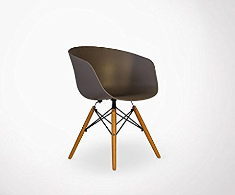 Sklum Sedie ~ Fauteuil design ray style nordique couleur gris need !!! la