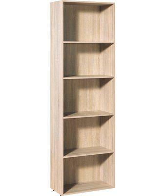 Union Rustic Rowley Storage Standard Bookcase Bookcase Etagere