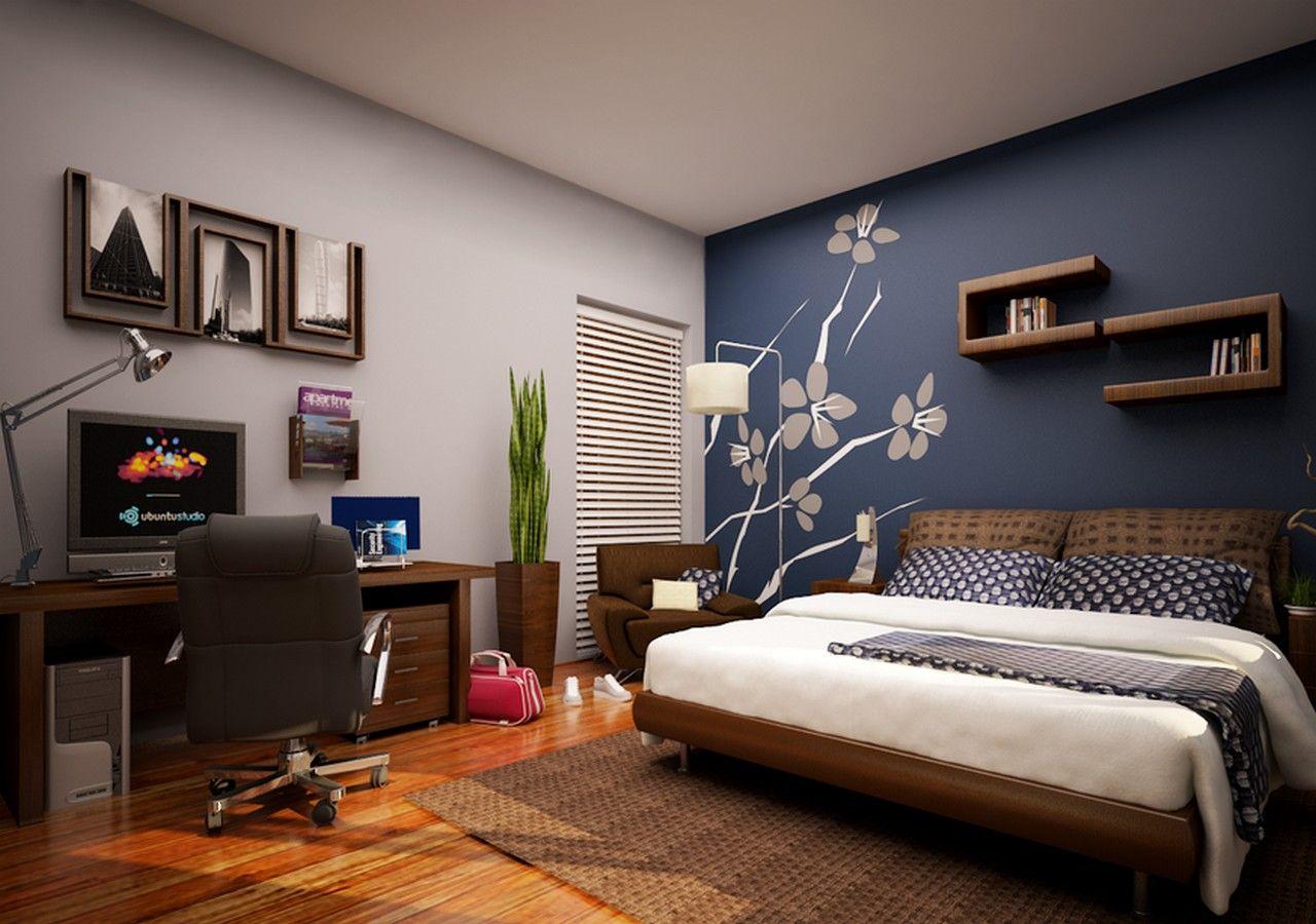 Bedroom Cool Bedroom Paint Designs For Teenage Bedroom Decorating