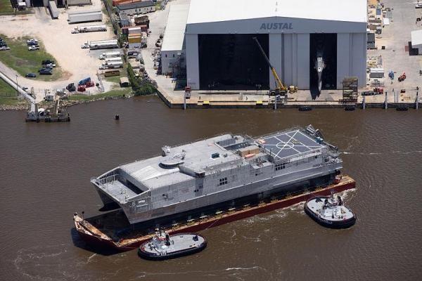 U.S. Navy ship completes three-day mine countermeasures