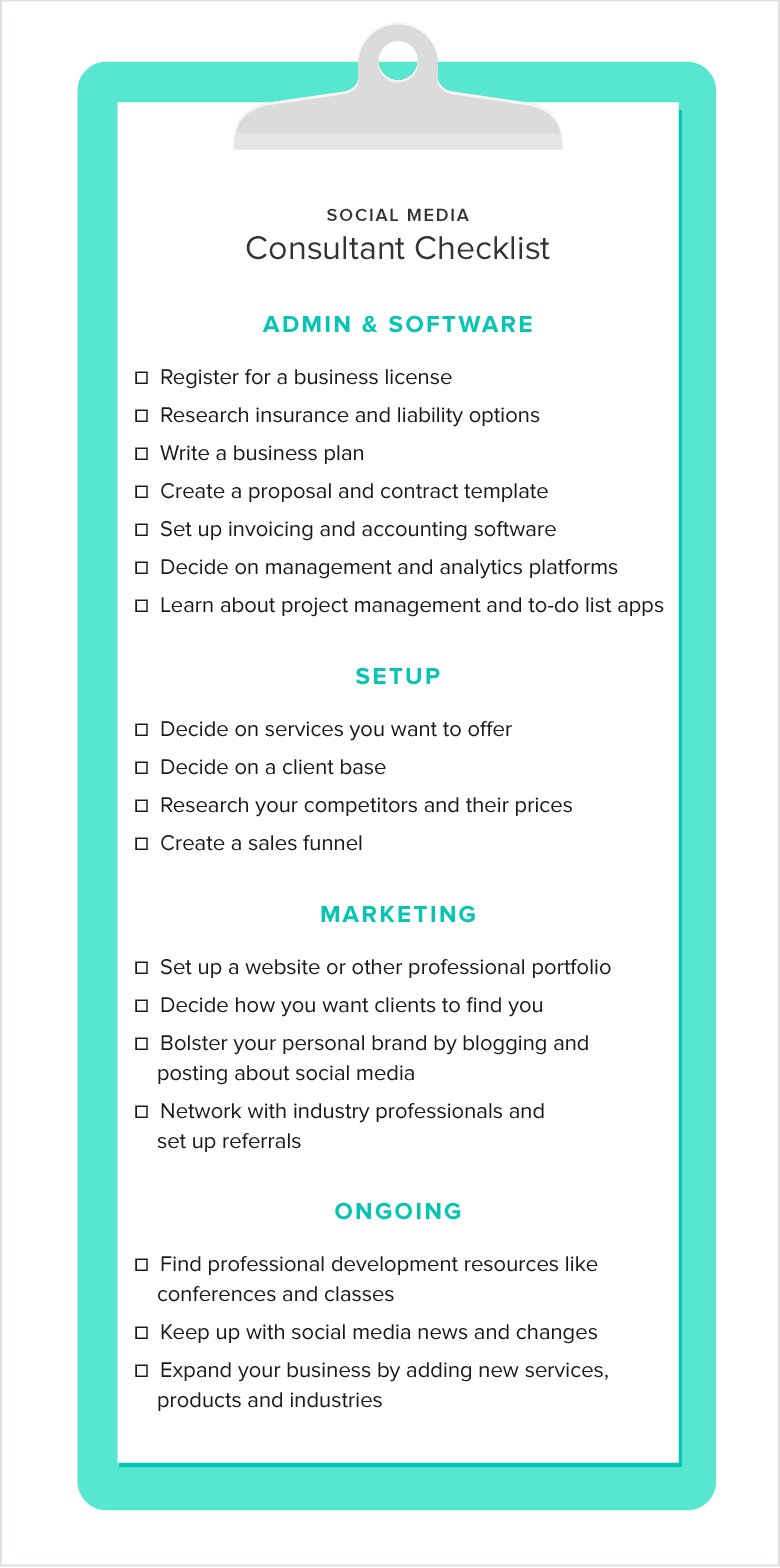 If You Re Fantasizing About Working Four Hours A Week On A Hawaiian Beach And Making Social Media Consultant Social Media Marketing Help Social Media Schedule