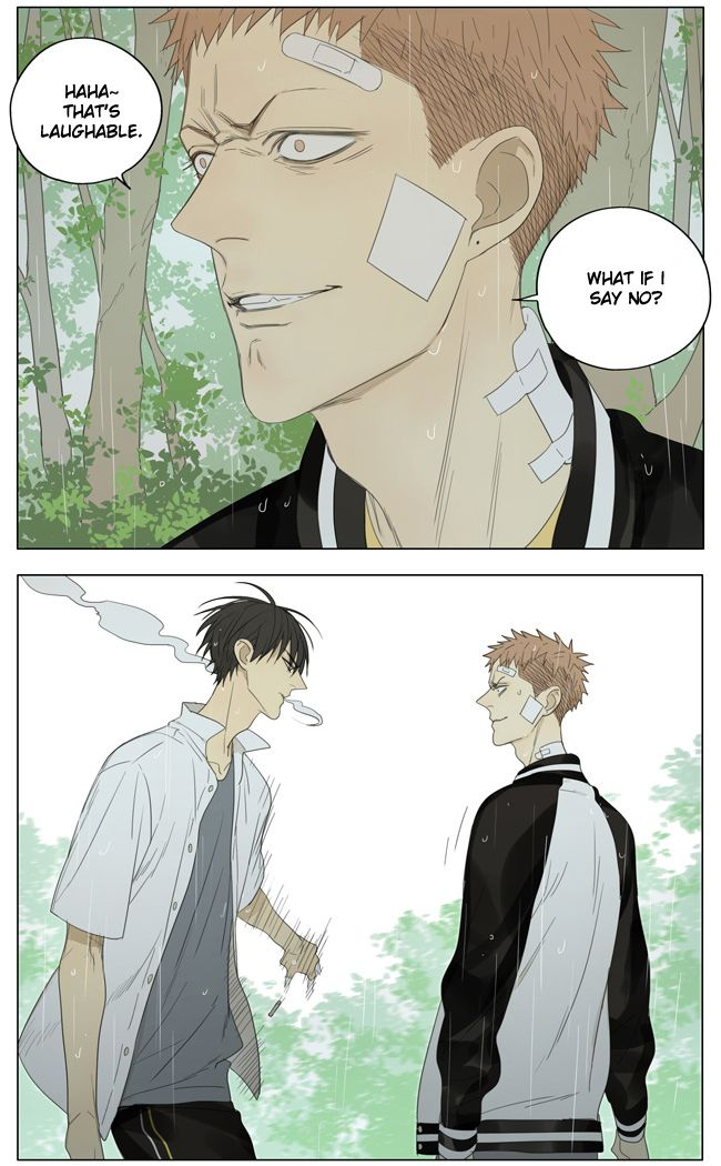 19 Days Ch.138 Page 5 Mangago I love anime, Cool