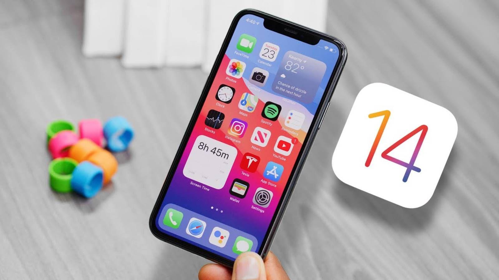 Ios 14 Functia Extrem De Importanta Pentru Iphone Si Ipad In 2020 Iphone Ios Apple Tv