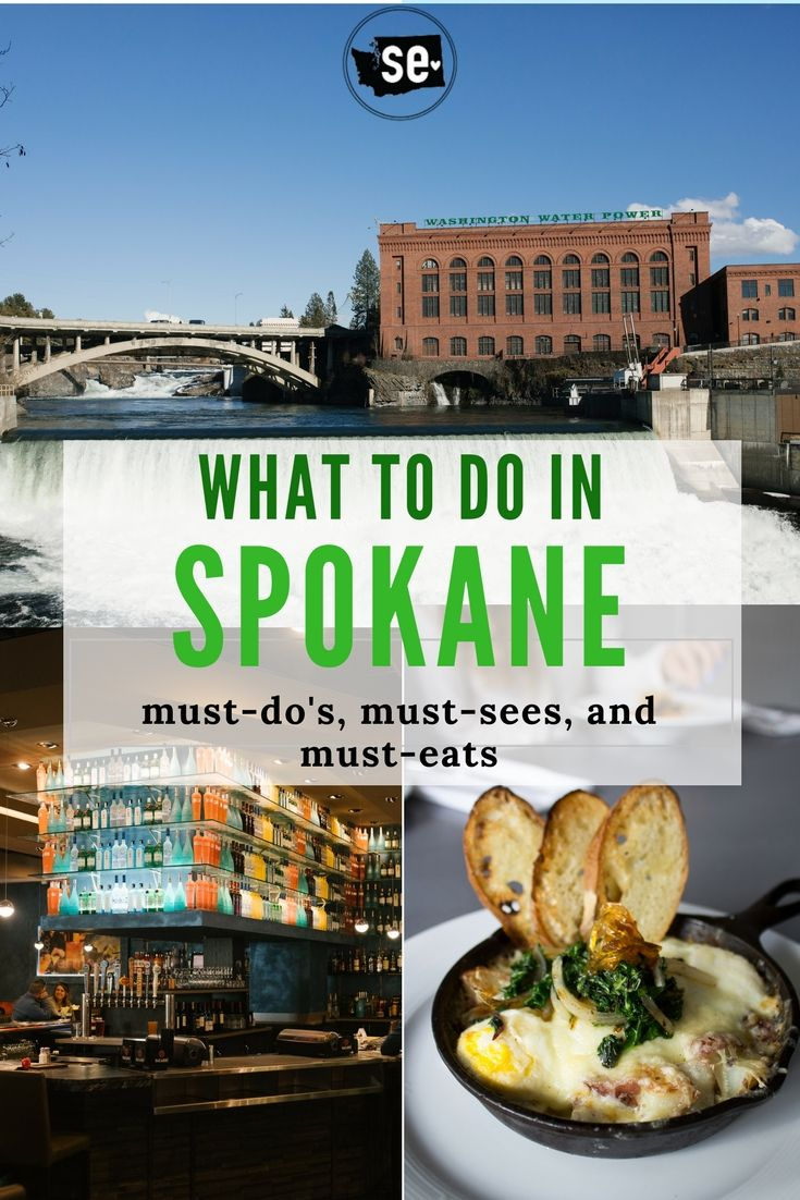 What To Do In Spokane Sights Hikes Food Family